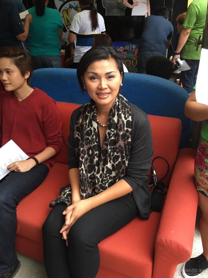 PHOTOS: Ms Princess Punzalan at the ABS-CBN Kapamilya Fair