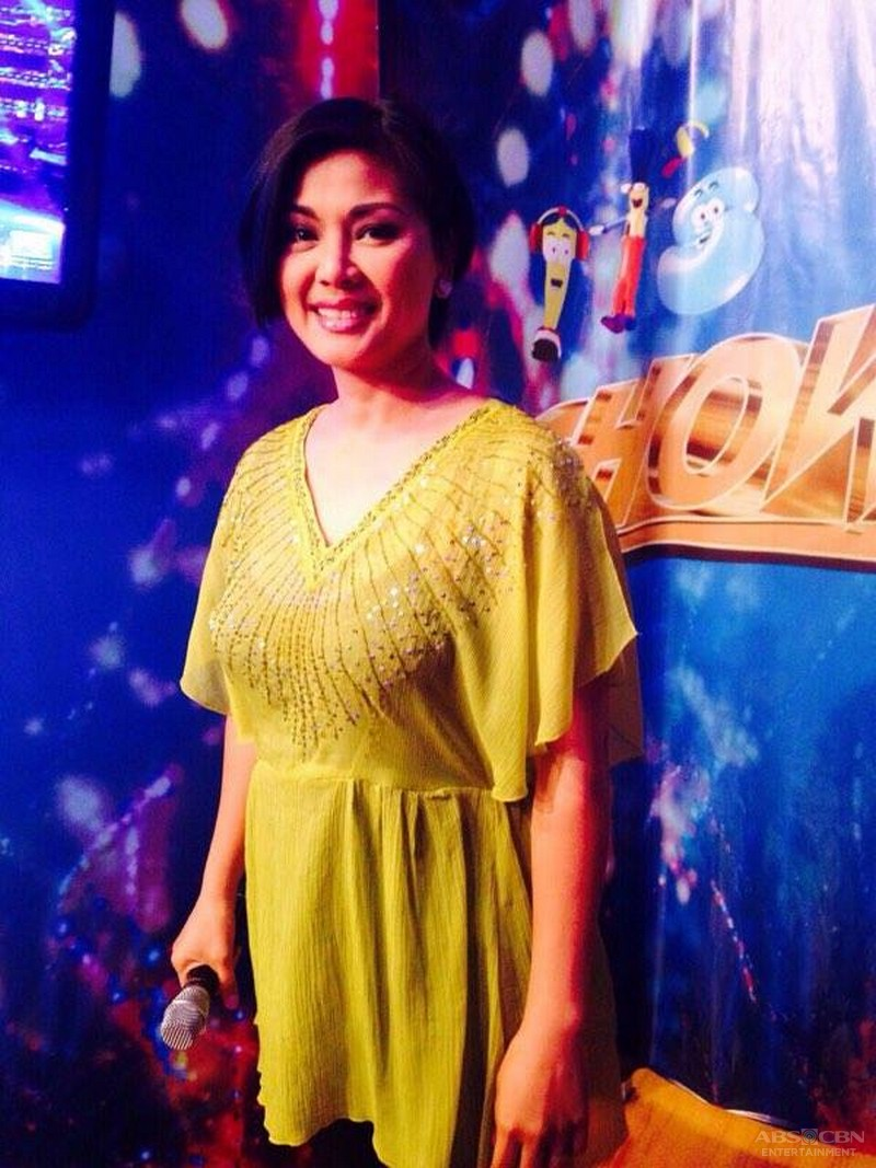 Ms Princess Punzalan on It's Showtime