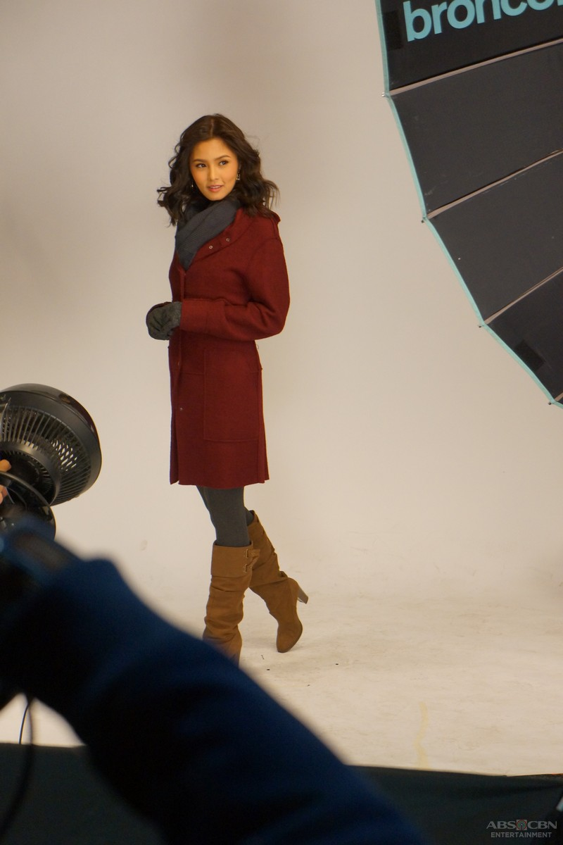 Behind-the-scenes: KimXi's US Pictorial