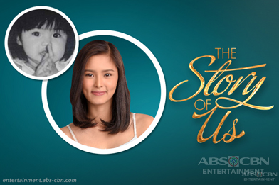 LOOK: The stars of The Story Of Us when they were younger