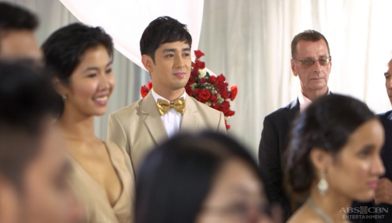 BEHIND-THE-SCENES: Tin and CJ's Wedding