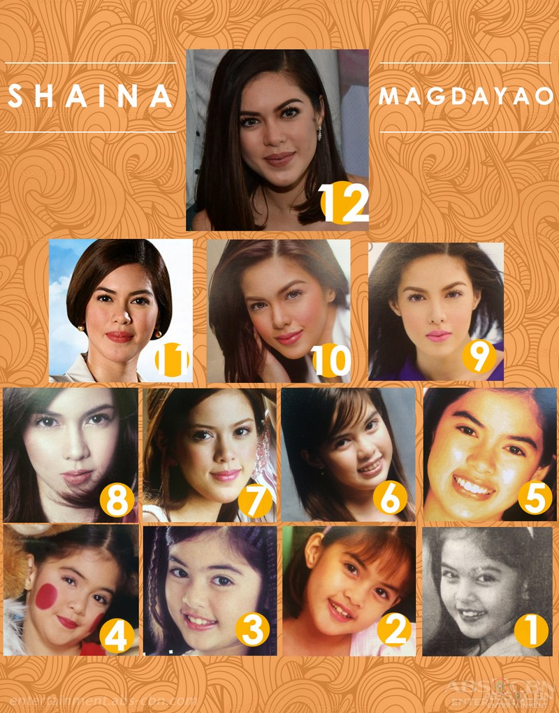 LOOK: Cute throwback photos of Shaina Magdayao