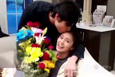 WATCH: Xian surprises Kim Chiu on her brithday